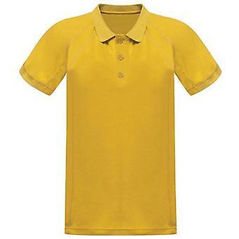 Mens regata TRS147 Coolweave camisa pólo