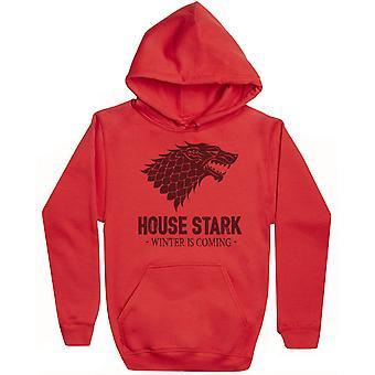 House Stark - Sudadera con capucha para mujer