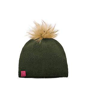Eskadron Fanatics Womens Knitted Hat - Olive