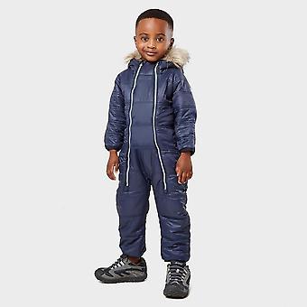 Nieuwe Regatta Kids ' Panya Snowsuit Navy