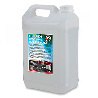 ADJ Adj High Quality Heavy Smoke Fluid - 5 Litres