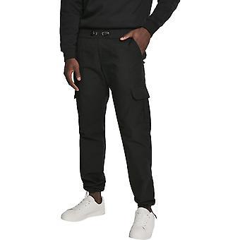 Urban Classics - RIPSTOP Cargo Jogging Pants black