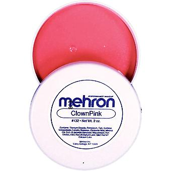 Clown Pink 2 Oz Mehron