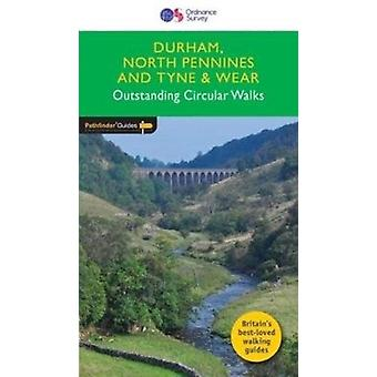 DURHAM NORTH PENNINES  TYNE AND WEAR by Brian Conduit