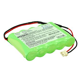Battery for Snapon NA150D04C095 Sun Automotive Oscilloscope LS2000 UEI ADL7100