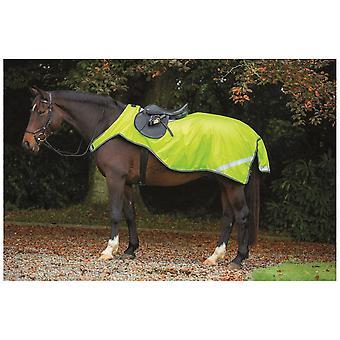 Amigo Unisex reflektierende Wettbewerb Blatt Horseware fluoreszierend