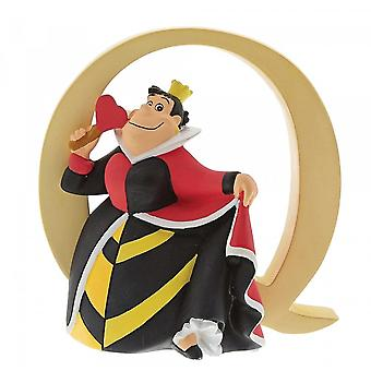 Disney Enchanting Collection Letter Q - Queen Of Hearts
