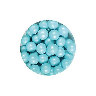 Purple Cupcakes 10mm Pearls - Blue - 80g