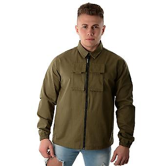 Weekend Offender Mimmo 1903 Lightweight Jacket - Khaki