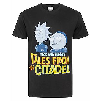 Rick and Morty Tales From The Citadel Men's T-Shirt