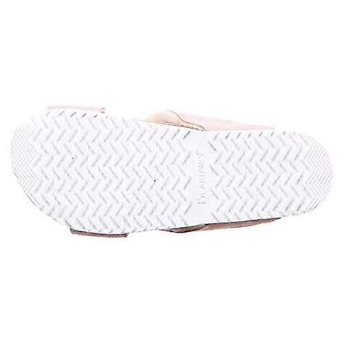 Bearpaw Britton Kvinner's Slide Comfort Sandal Blush - 10 Medium