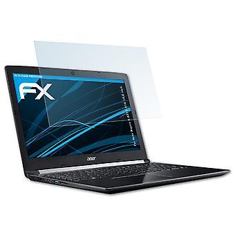 atFoliX Película Vidrio compatible con Acer Aspire 5 A515-51G 15,6 inch 9H Armadura protectora