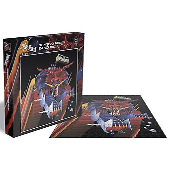 Judas Priest Defenders of the Faith 500 piece jigsaw puzzle 410mm x 410mm (ze)