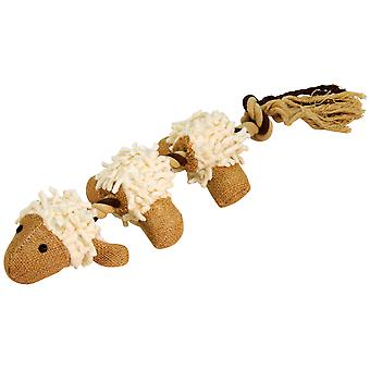 Kerbl Juguete Oveja Shaggy (Dogs , Toys & Sport , Chew Toys)