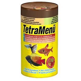 Tetra Menu (Fish , Food , Warm Water)