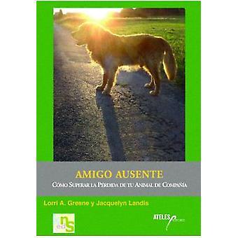 KNS Ediciones Absent Friend (Dogs , Training Aids , Behaviour)