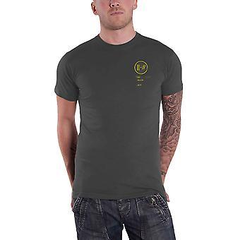 Twenty One Pilots T Shirt Bandito Circle Band Logo new Official Mens Black