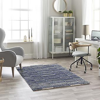 Maison Rugs 7751A In Blue White