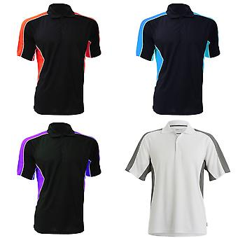 GameGear® Cooltex actif court Mens Polo manches