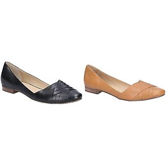 Hush Puppies Womens/Ladies Marley Ballerina Leather Slip On Shoes