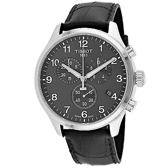 Tissot Men's Chrono XL Classic Black Dial Uhr - T1166171605700