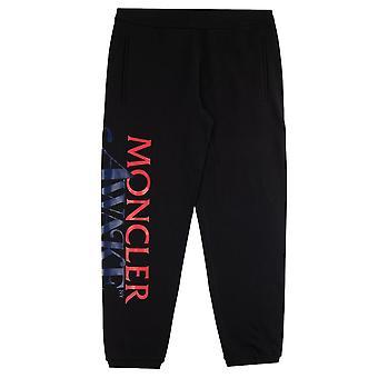 Moncler Genius 1952 X Awake NY Applied-logo Track Pants Noir 999