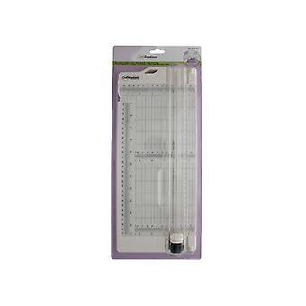 CraftEmotions Papier Trimmer Schneiden & Wertung 11x30,5 cm (04-20)
