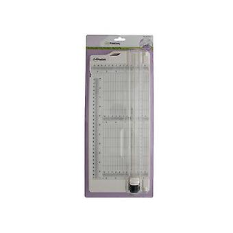 CraftEmotions Carta Trimmer taglio & punteggio 11x30,5 cm (04-20)