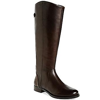 Arturo Chiang Womens Leather Closed Toe Knee High Fashion Boots