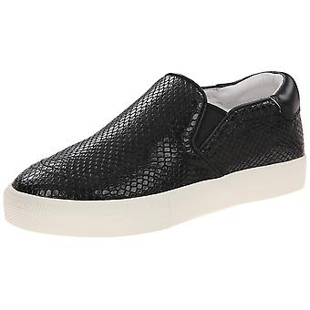 Ash Womens Impuls Leather Low Top Slip On Fashion Sneakers