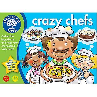 Crazy Chefs Spiel