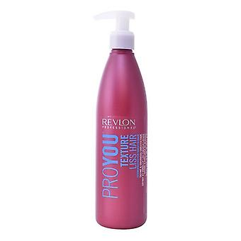 Heat Protector Proyou Texture Liss Hair Revlon (350 ml)