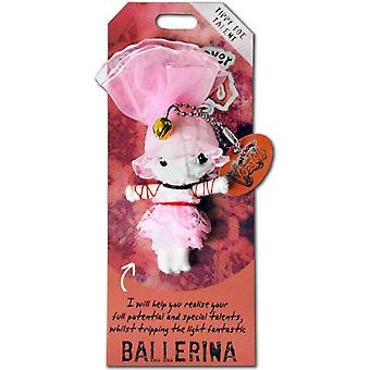 Watchover Voodoo Dolls Ballerina Voodoo Keyring