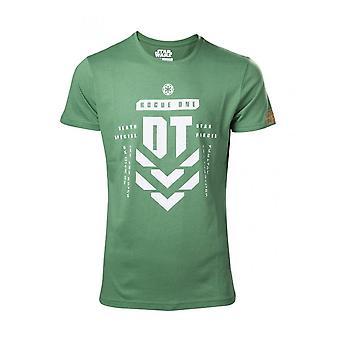 Star Wars Rogue One Death Star Rogue One Men's T-Shirt