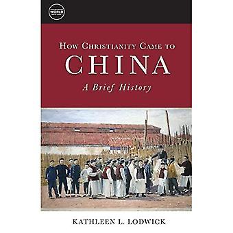 Jak chrześcijaństwo przybył do Chin: krótka historia (zrozumienie świata chrześcijaństwa)