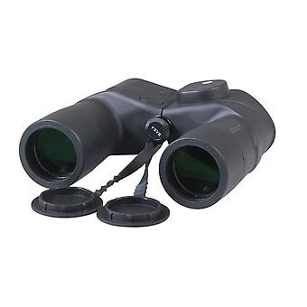 Waterproof Binocular w/ Compass ( 7x50 Black)