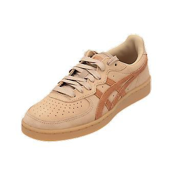 Onitsuka Tiger GSM Women's Sneaker Brown Gym Shoes Sport Running Shoes
