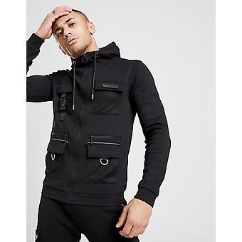New Supply & Demand Men's Alpha Hoodie Black
