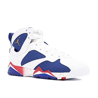 Air Jordan 7 Bg retrô (Gs) 'Tinker alternativo' - 304774 - 123 - sapatos
