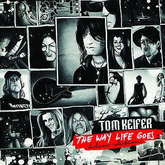 Keifer*Tom - Way Life Goes [CD] IMPORTAÇÃO EUA