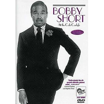 Bobby Short - At the Cafe Carlyle [DVD] USA import