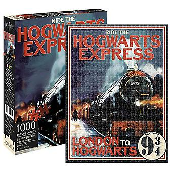 Harry Potter Hogwart's Express 1000pc Puzzle