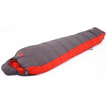 OEX Fathom EV 400 Sleeping Bag Red