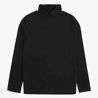 Circolo 1901  - Stretch Turtleneck - Black