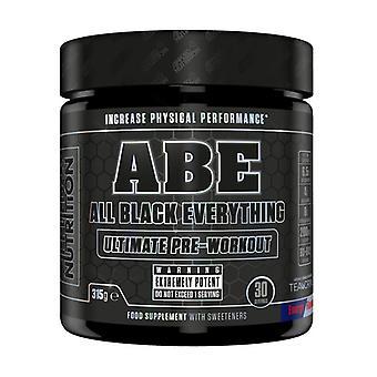 ABE - Todo Negro Todo, Manzana Agria 315 g