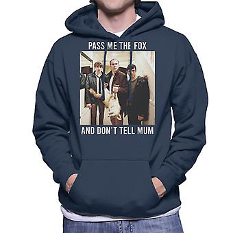 Friday Night Dinner Pass Me The Fox Men's Hooded Sweatshirt