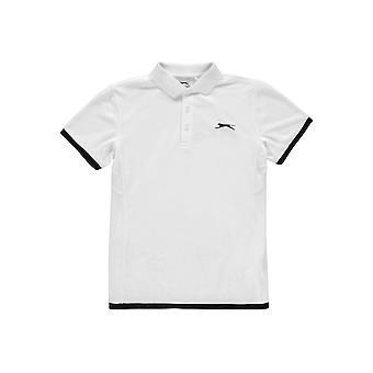 Slazenger Court Drenge Polo Shirt