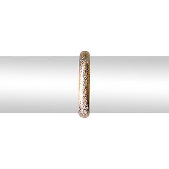 9ct Rose Gold Stackable Band Ring for kvinder TJC