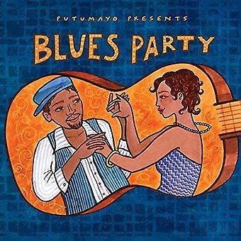 Putumayo Presents - Blues Party [CD] USA import