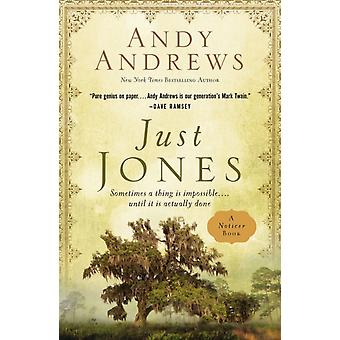 Just Jones by Andrews & Andy
